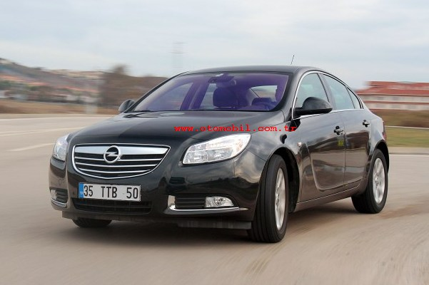 Video test: Opel Insignia 1.4 Turbo (140 HP)
