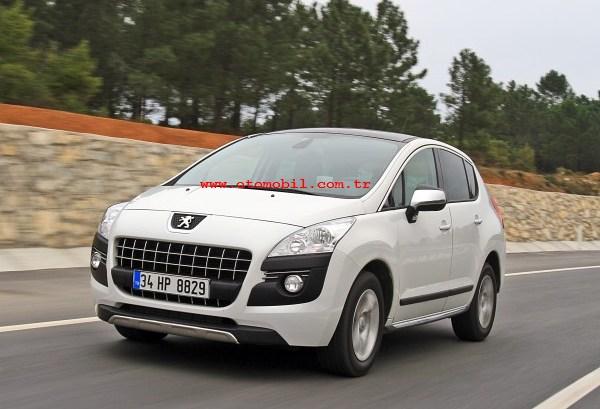Video test: Peugeot 3008 1.6 e-HDi Auto6R