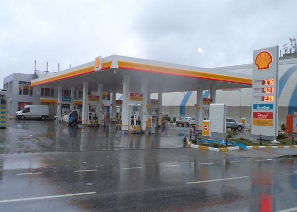 Shell Avcılar Firuzköy istasyonu açıldı