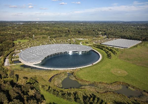 Galeri: McLaren Fabrikası (MPC)