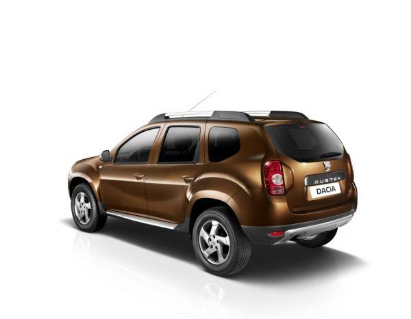Dacia Duster'da yeni versiyonlar satışta
