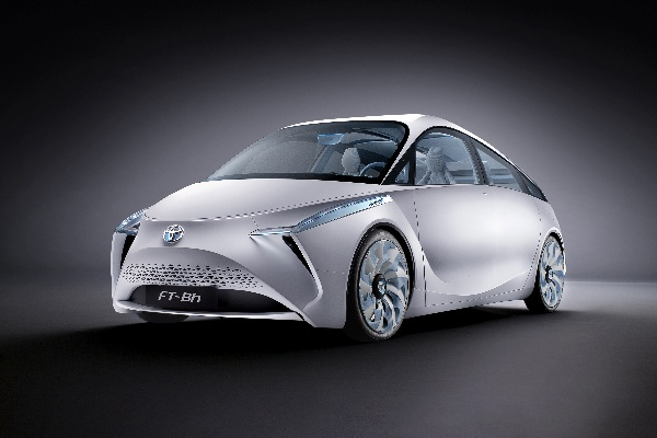 Video: Toyota FT-Bh Concept