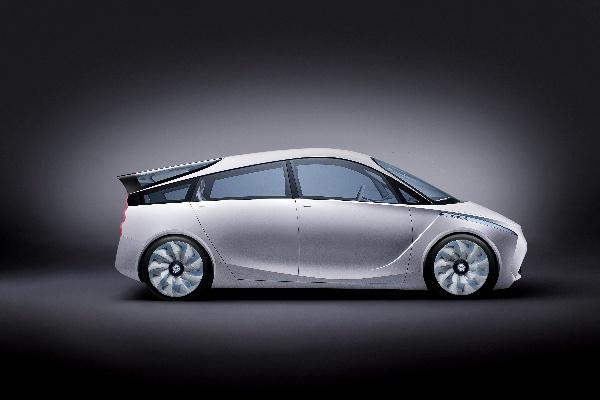 Galeri: Toyota FT-Bh Concept