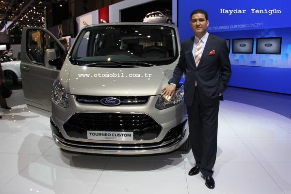 Araçla ilgili 2012 Cenevre Otomobil Fuarı'nda çekilmiş videoyu