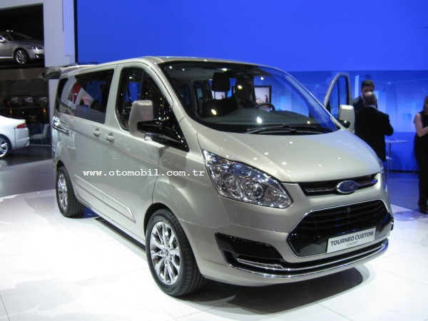 Video: Ford Tourneo Custom Concept video - Cenevre 2012