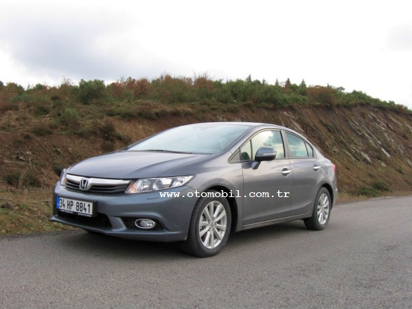 Video test: Honda Civic Sedan 1.6 Elegance Otomatik