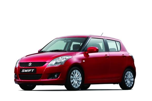 Yeni Suzuki Swift satışa sunuldu