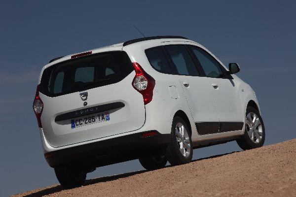 İlk sürüş - Test: Dacia Lodgy 1.5 dCi 110 HP