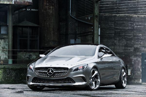 Galeri: Mercedes-Benz Concept Style Coupe 2012