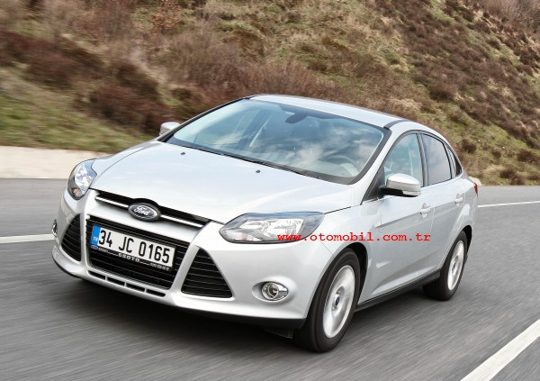 Video test: Ford Focus 1.6i 125 HP PowerShift