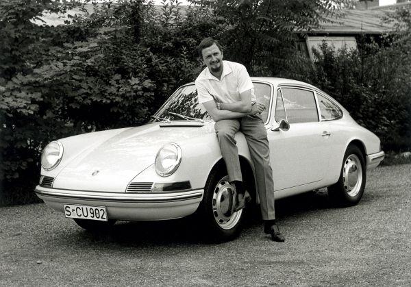 Ferdinand Alexander Porsche vefat etti