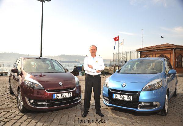 Makyajlı Renault Scenic ve Grand Scenic 13 Nisan'da bayilerde