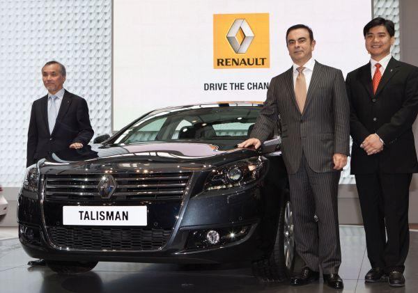 Renault Talisman sadece Çin'de satılacak