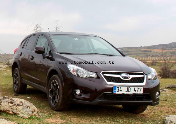 Video test: Subaru XV 1.6 AWD CVT