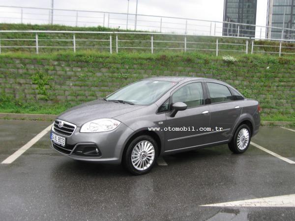 Yeni yüzlü Fiat Linea fiyatları