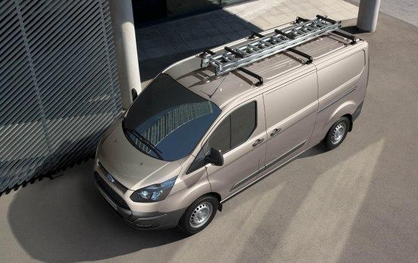 yeni Ford Transit Custom, Ford'un 2014'e kadar tamamen yenileceği