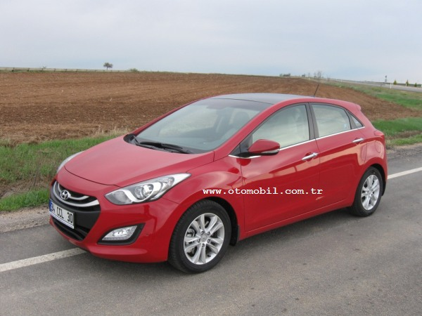 Video test: Yeni Hyundai i30 1.6 CRDi Otomatik