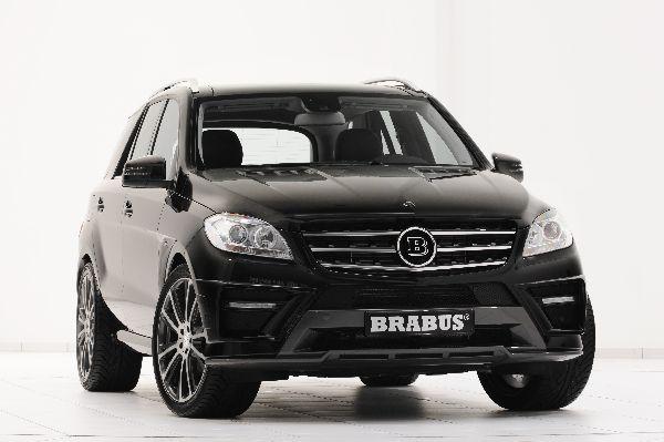 Galeri: Brabus Mercedes-Benz ML