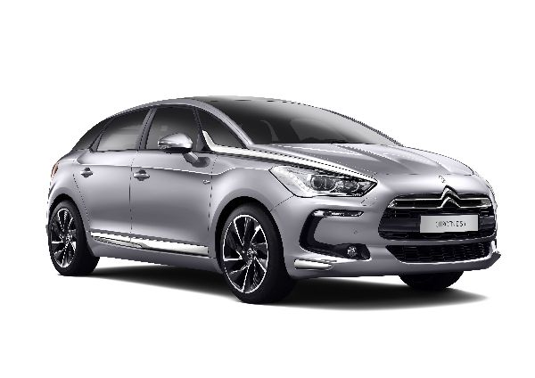 Galeri: Citroen DS5 2012