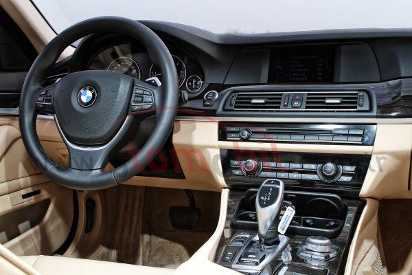 sürüş izlenimi – test: bmw 525d xdrive sedan - otomobil