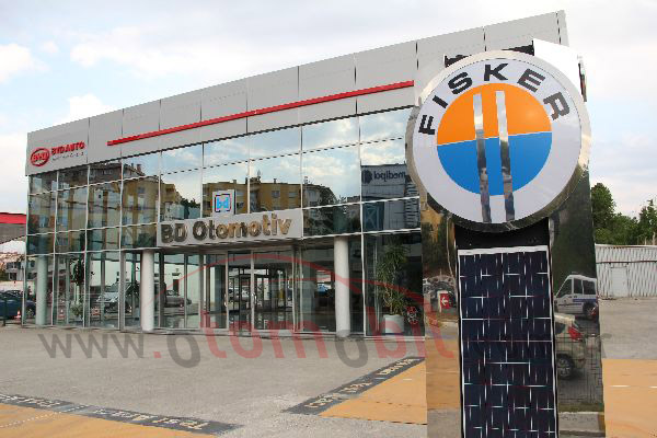 BD Otomotiv Fisker Karma'yı sergilemeye başladı