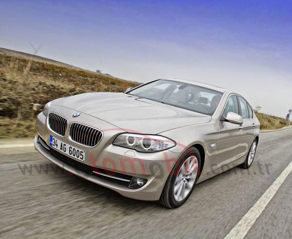 Sürüş izlenimi – Test: BMW 525d xDrive Sedan