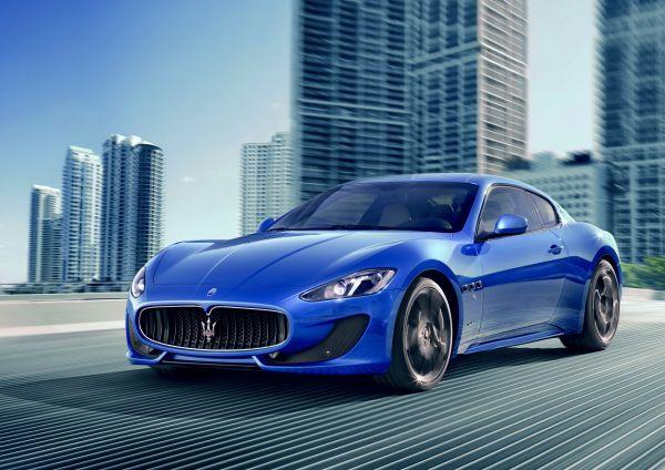 Maserati GranTurismo Sport Temmuz'da Türkiye'de