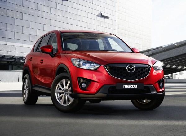 Mazda CX-5 Türkiye fiyatları