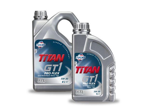 Fuchs Titan motor yağları Opet ile Türkiye'de