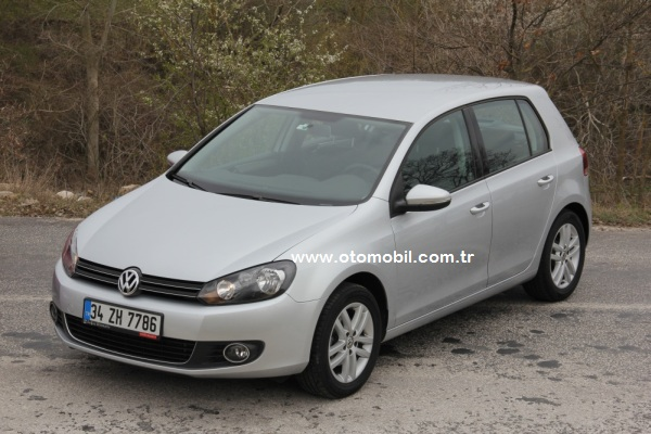 Video test: VW Golf 1.6 TDI 105 HP DSG 0-120 km/s hızlanma testi