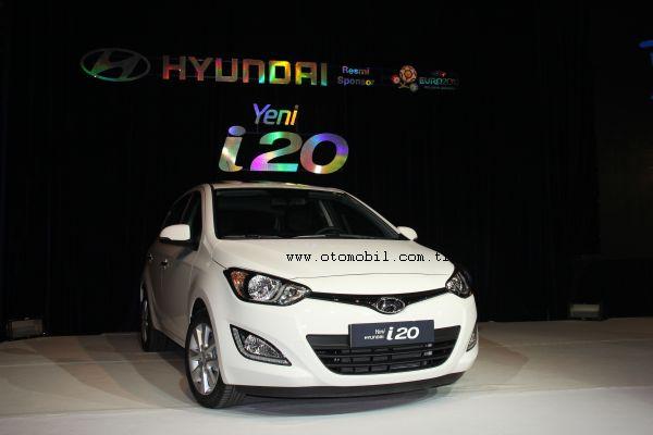 Yeni Yüzlü Hyundai I20 Fiyat Bilgisi Otomobil