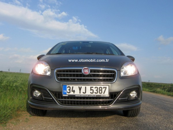 Video test: Yeni yüzlü Fiat Linea 1.6 Multijet