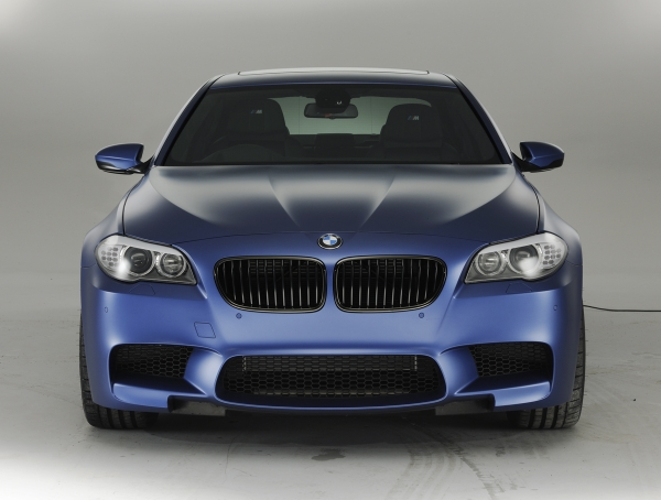 Galeri: BMW M3 M Performance ve M5 M Performance