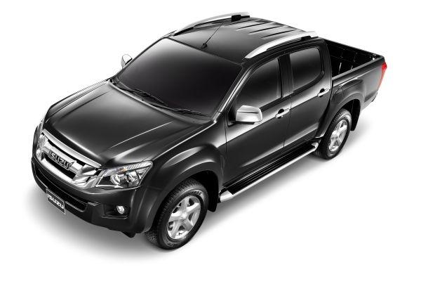 Yeni Isuzu D-Max 2012 satışa sunuldu