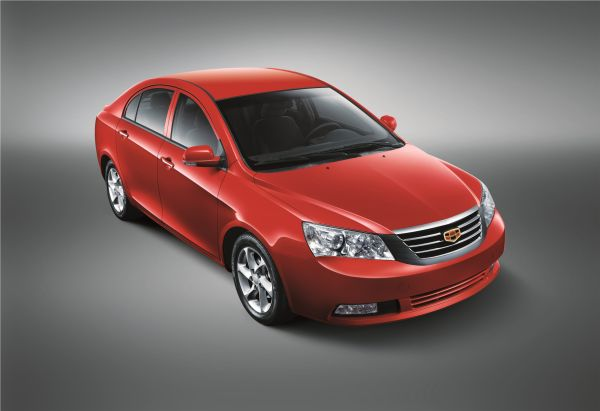 Geely Emgrand EC7 Sedan ve HB'de kampanya