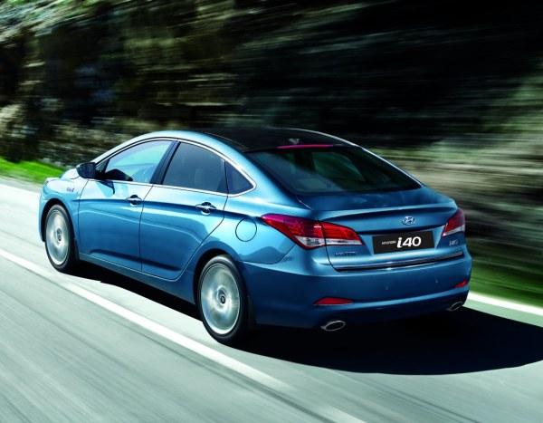 Hyundai i40 teknik özellikler/donanım bilgileri