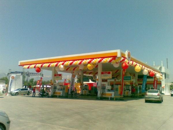 Shell Antalya-Uncalı istasyonu, dünya birincisi