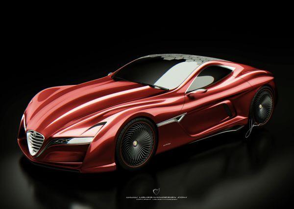 Video: Uğur Şahin Design Alfa Romeo 12C GTS Concept