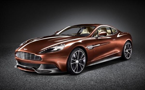 Yeni Aston Martin Vanquish