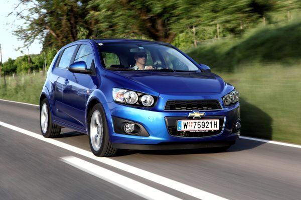 Yeni Chevrolet Aveo Avrupa'da 34.310 adet sattı