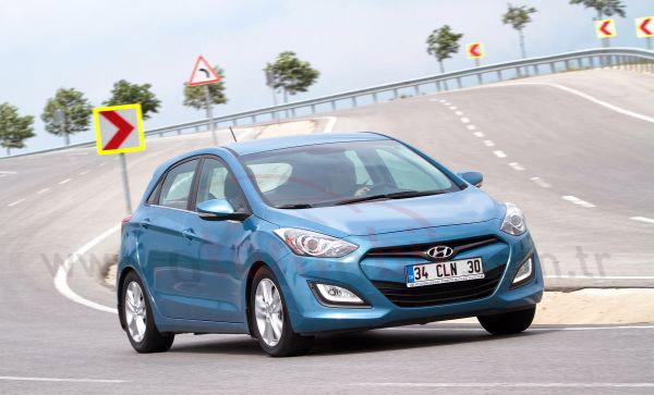 Sürüş izlenimi – Test: Hyundai i30 1.6 GDI Style