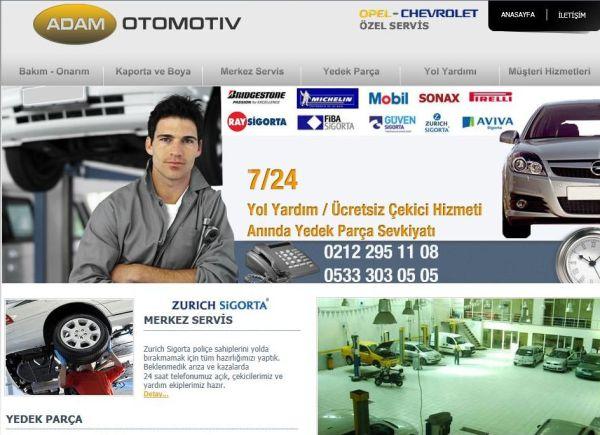 Köşe yazısı: Emre Anamur / Opel Adam web sitesi kimin elinde?