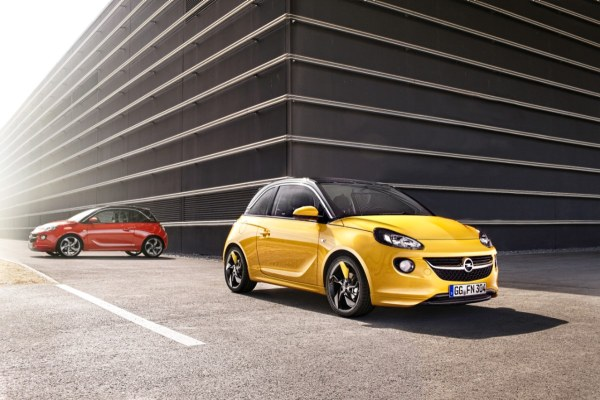 Galeri: Opel Adam