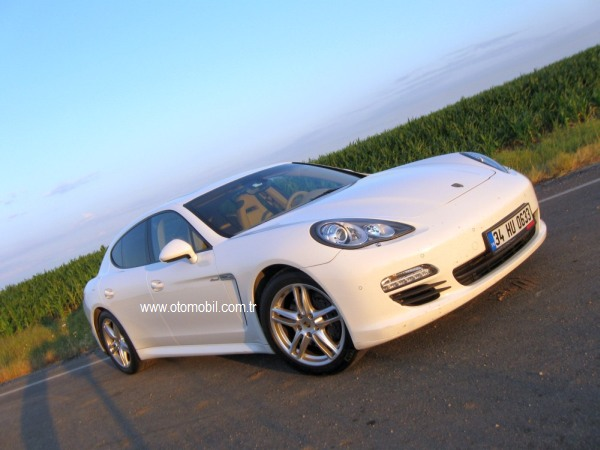 Video test: Porsche Panamera Diesel