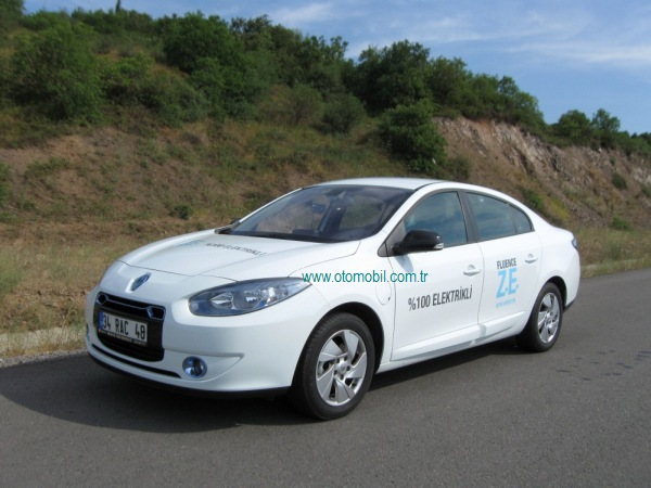 Video test: Elektrikli Renault Fluence Z.E.