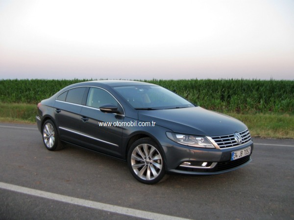 Video test: VW CC 1.4 TSI DSG 160 HP