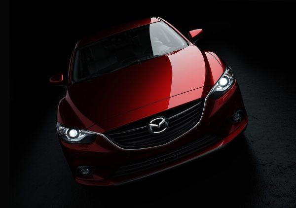 Yeni (2013) Mazda6 Sedan Moskova'da tanıtılacak