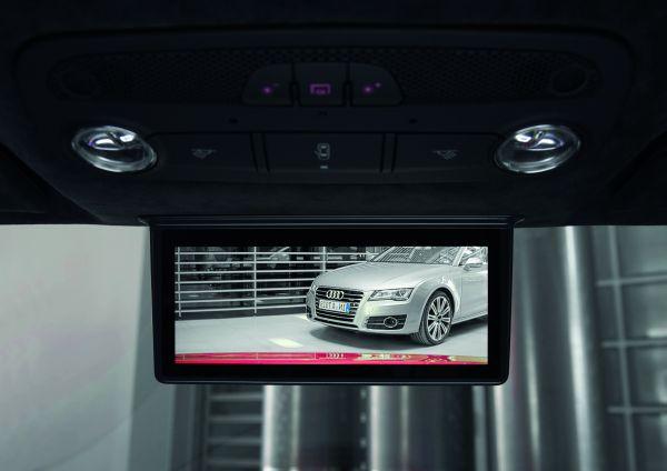 Audi'den dijital iç dikiz aynası