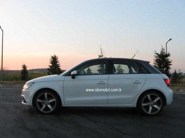 Audi A1 Sportback 1.6 TDI S tronic satışta