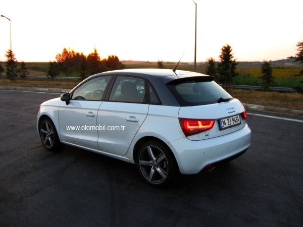 Video test: Audi A1 Sportback 1.6 TDI 90 HP S tronic